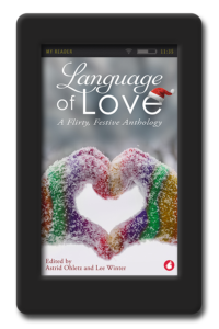 Cover of anthology Language of Love