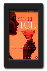 Sliced Ice anthology by Lee Winter