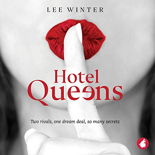 Hotel Queens by Lee Winter audiobook cover